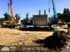 Ход строительства дома Литер 1 в ЖК Рубин - фото 52, Июль 2019