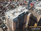 ЖК Центральный-3 - ход строительства, фото 46, Март 2019
