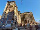 Ход строительства дома Литер 2 в ЖК Династия - фото 19, Февраль 2020