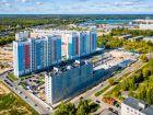 Ход строительства дома № 10 в ЖК Корабли - фото 16, Октябрь 2019