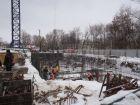 Жилой дом: ул. Сухопутная - ход строительства, фото 100, Январь 2019