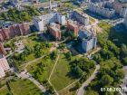 Ход строительства дома № 1 в ЖК Корица - фото 9, Август 2021
