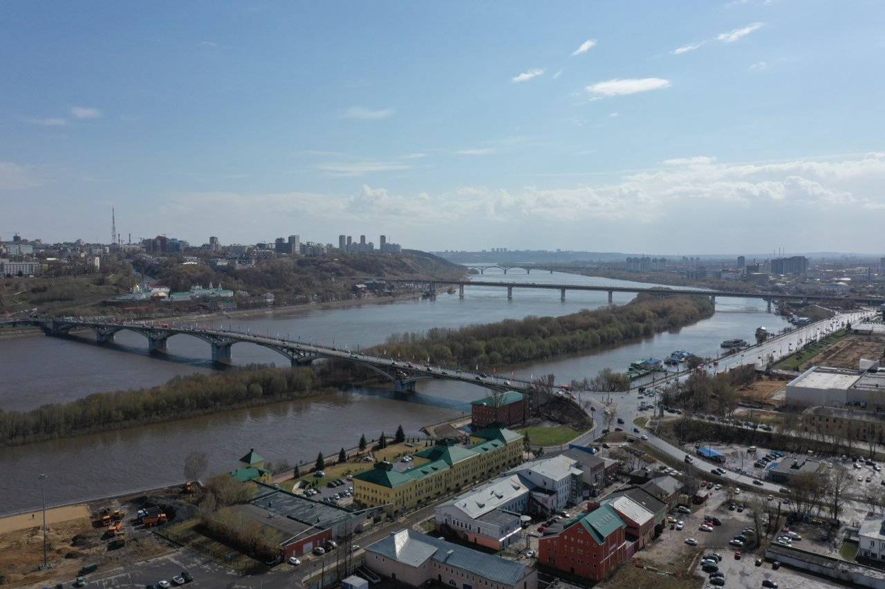 Парковаться в Нижнем Новгороде легче, чем в Ростове-на-Дону - фото 1