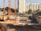 ЖК Космолет - ход строительства, фото 39, Октябрь 2020