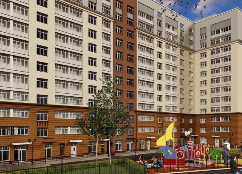 ЖК Дом на Горького - фото 11