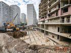 ЖК Zапад (Запад) - ход строительства, фото 51, Июнь 2019