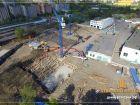 Ход строительства дома Литер 1 в ЖК Звезда Столицы - фото 135, Апрель 2018