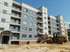 Жилой дом: г. Дзержинск, ул. Буденного, д.11б - ход строительства, фото 7, Май 2019