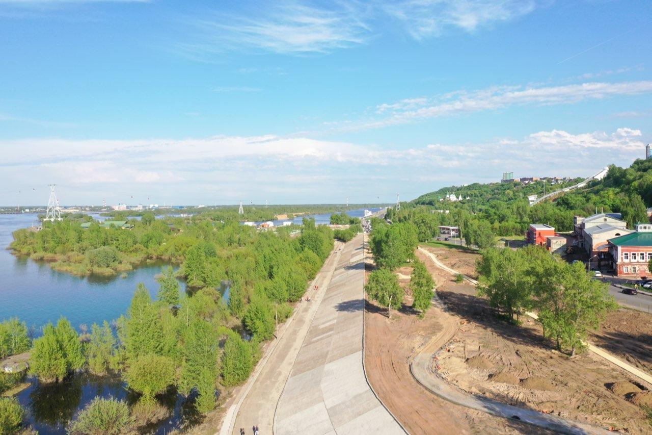 Гостиницы и рестораны появятся на Гребном канале в Нижнем Новгороде