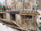 ЖК Розмарин - ход строительства, фото 81, Январь 2019