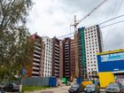 ЖК Каскад на Ленина - ход строительства, фото 446, Октябрь 2019