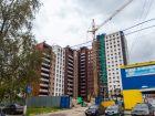 ЖК Каскад на Ленина - ход строительства, фото 60, Октябрь 2019