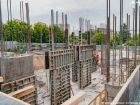 ЖК На Высоте - ход строительства, фото 36, Июнь 2020