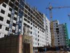 ЖК Лайнер на Барминской - ход строительства, фото 34, Июнь 2021