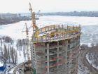 ЖК Atlantis (Атлантис) - ход строительства, фото 33, Март 2020