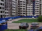 Ход строительства дома № 3 (по генплану) в ЖК На Вятской - фото 39, Октябрь 2016