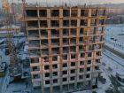 Ход строительства дома № 1 второй пусковой комплекс в ЖК Маяковский Парк - фото 53, Февраль 2021