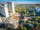 ЖК Zапад (Запад) - ход строительства, фото 71, Ноябрь 2018