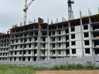 Ход строительства дома № 1 в ЖК Корица - фото 1, Июль 2021