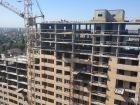 Ход строительства дома № 1 в ЖК Встреча - фото 35, Сентябрь 2019