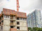Ход строительства дома Секция 1 в ЖК Гвардейский 3.0 - фото 11, Июнь 2021