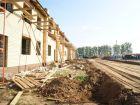 Ход строительства дома 1 типа в Микрогород Стрижи - фото 210, Сентябрь 2014