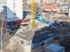 ЖК Каскад на Сусловой - ход строительства, фото 92, Апрель 2019