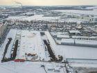 Ход строительства дома Литер 15 в ЖК Светлоград - фото 9, Январь 2021