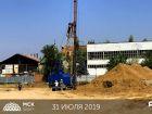 Ход строительства дома Литер 1 в ЖК Рубин - фото 60, Июль 2019