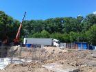 Ход строительства дома № 1, секция 1 в ЖК Заречье - фото 30, Июль 2020