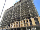 Ход строительства дома Литер 2 в ЖК Рубин - фото 1, Февраль 2021