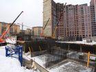 ЖК Русский Авангард - ход строительства, фото 45, Январь 2019