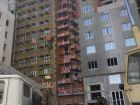 Ход строительства дома № 1 в ЖК Renaissance (Ренессанс) - фото 35, Октябрь 2020