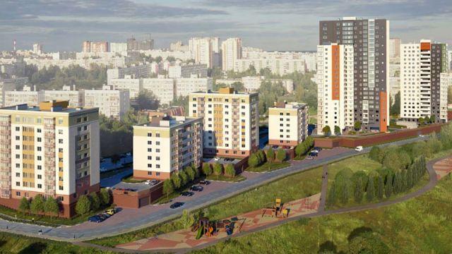 ЖК Солнечный - фото 1