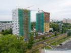 Ход строительства дома № 1 второй пусковой комплекс в ЖК Маяковский Парк - фото 15, Август 2021