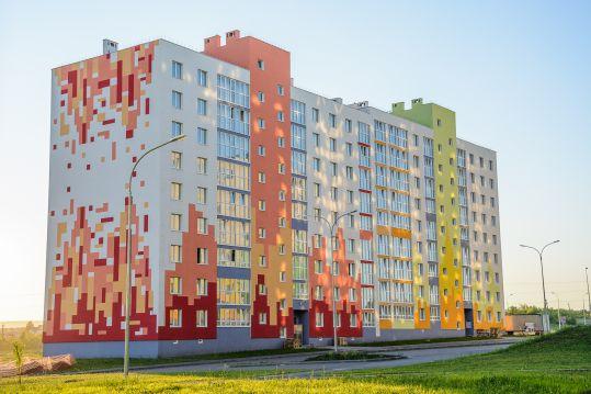 Дом № 1 в ЖК Видный - фото 3