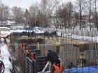 Жилой дом: ул. Сухопутная - ход строительства, фото 96, Февраль 2019