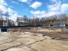 Ход строительства дома № 1, секция 1 в ЖК Заречье - фото 66, Апрель 2020