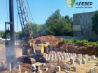 Ход строительства дома № 1 в ЖК Клевер - фото 133, Июнь 2018