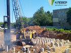 Ход строительства дома № 2 в ЖК Клевер - фото 131, Июнь 2018