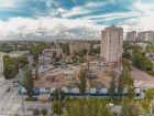 ЖК Ленина, 46 - ход строительства, фото 13, Июнь 2021
