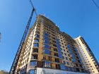 Ход строительства дома Литер 2 в ЖК Династия - фото 14, Май 2020