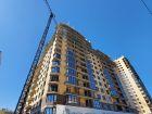 Ход строительства дома Литер 2 в ЖК Династия - фото 20, Май 2020