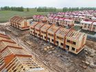 Ход строительства дома 1 типа в Микрогород Стрижи - фото 37, Май 2017
