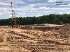 Ход строительства дома № 42 в ЖК Торпедо - фото 11, Июнь 2021