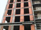 Ход строительства дома № 1 в ЖК TRINITY (Тринити) - фото 50, Октябрь 2017