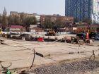 Ход строительства дома Секция 1 в ЖК Гвардейский 3.0 - фото 57, Июнь 2020