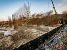 ЖК Zапад (Запад) - ход строительства, фото 60, Февраль 2019