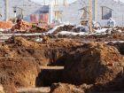 Ход строительства дома 1 типа в Микрогород Стрижи - фото 306, Март 2014